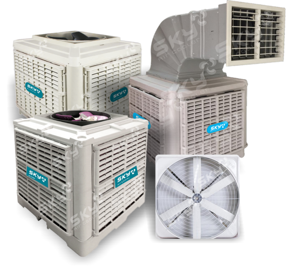 Ductable Air Cooler Manufacturer