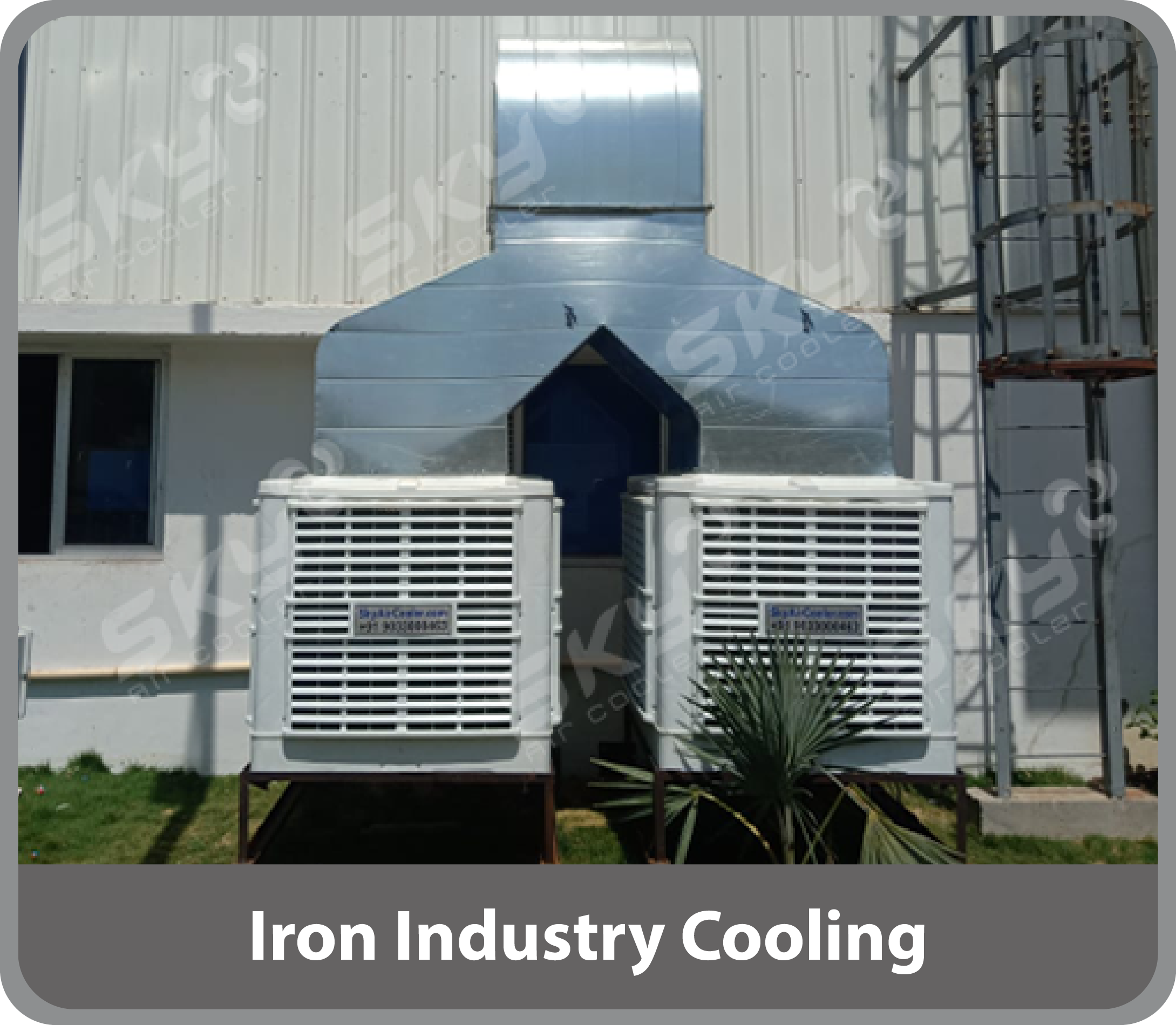Iron Industry Cooling