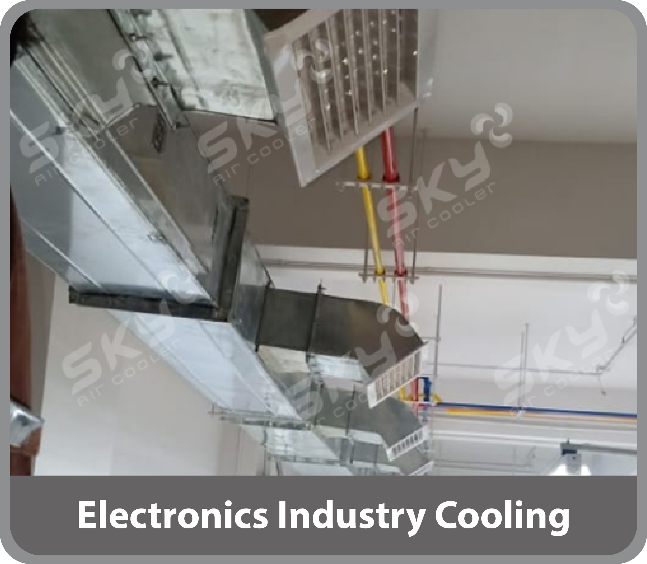 Electronics Industry Cooling