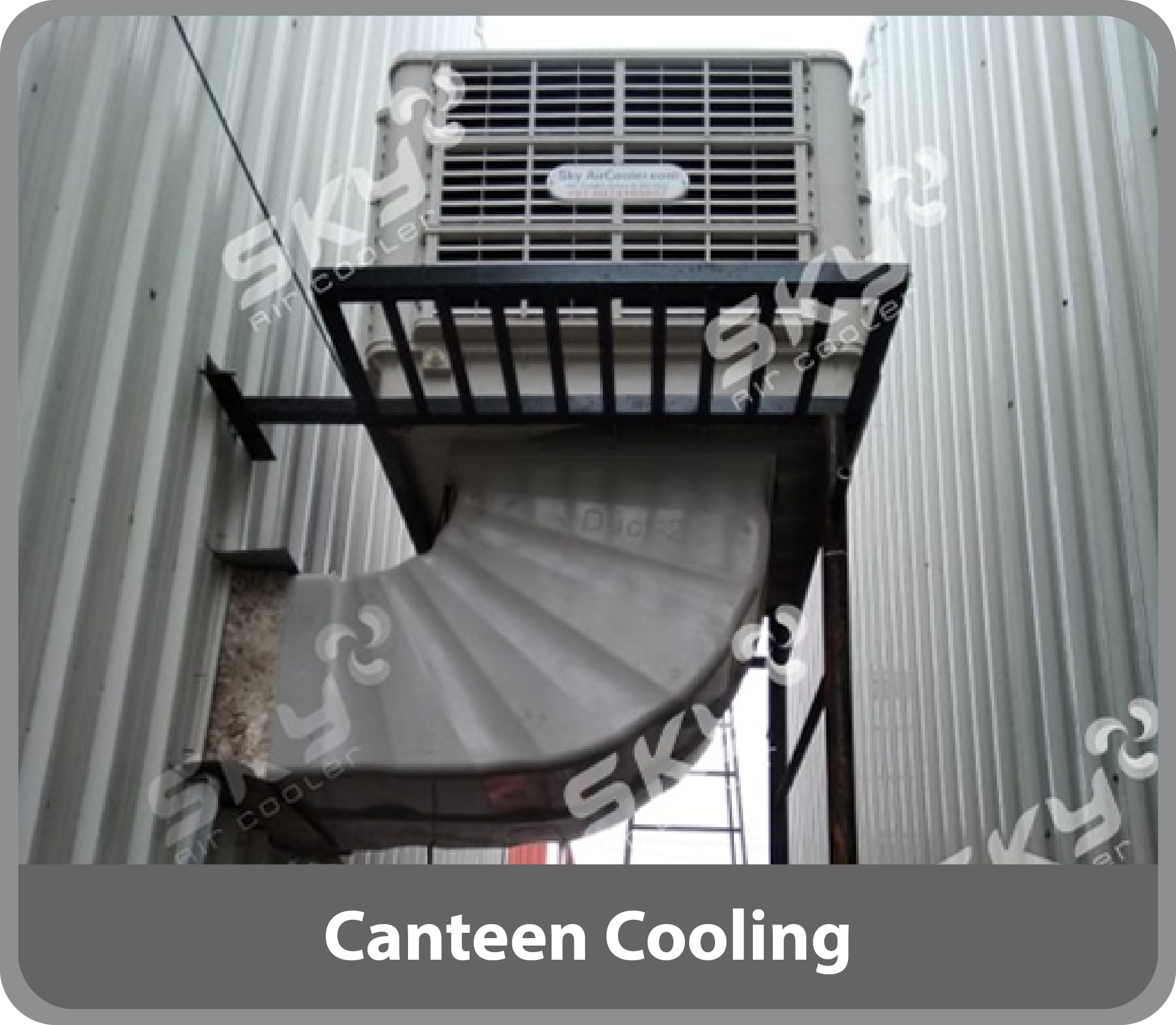 Canteen Cooling