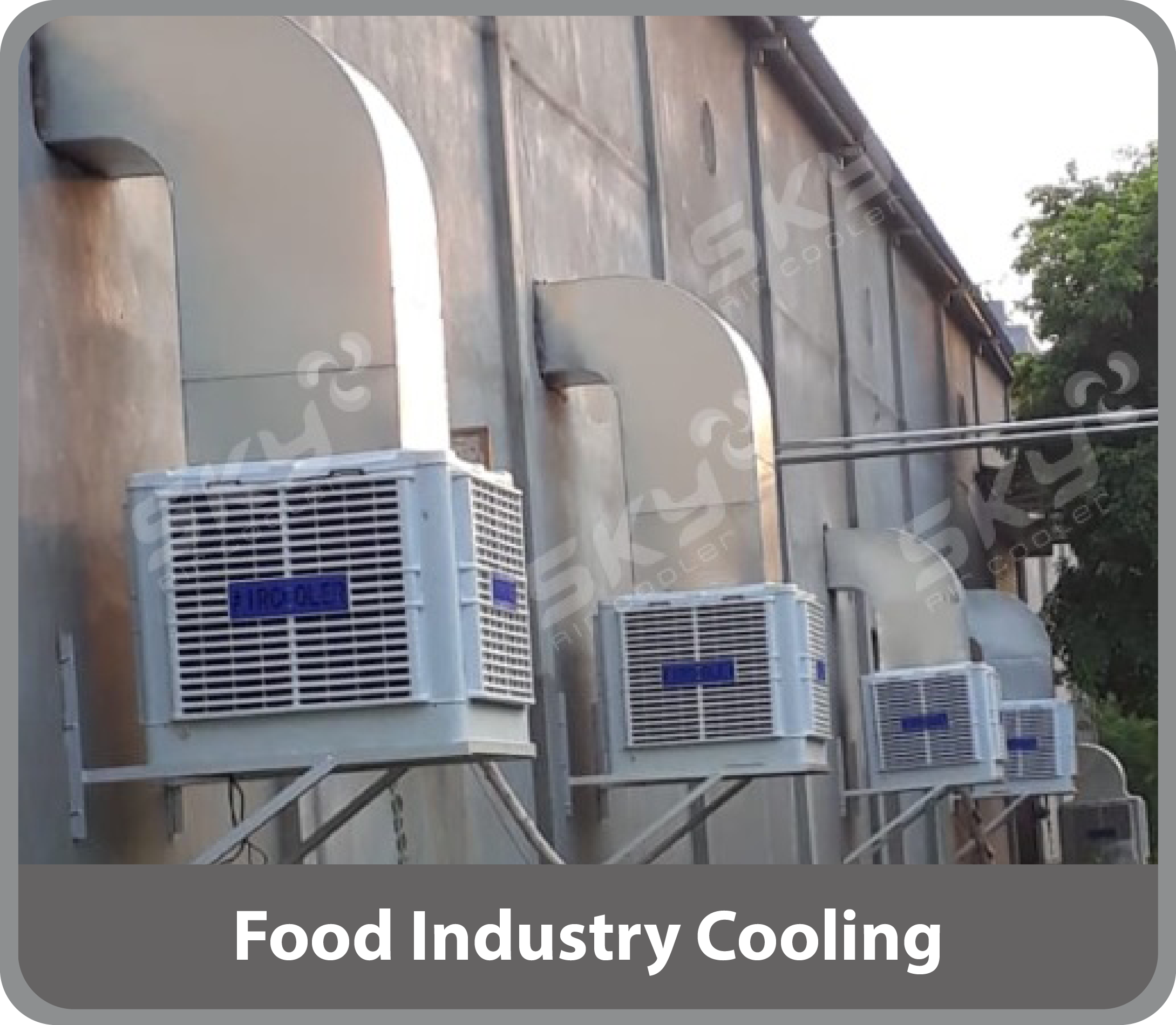 Food Industry Cooling