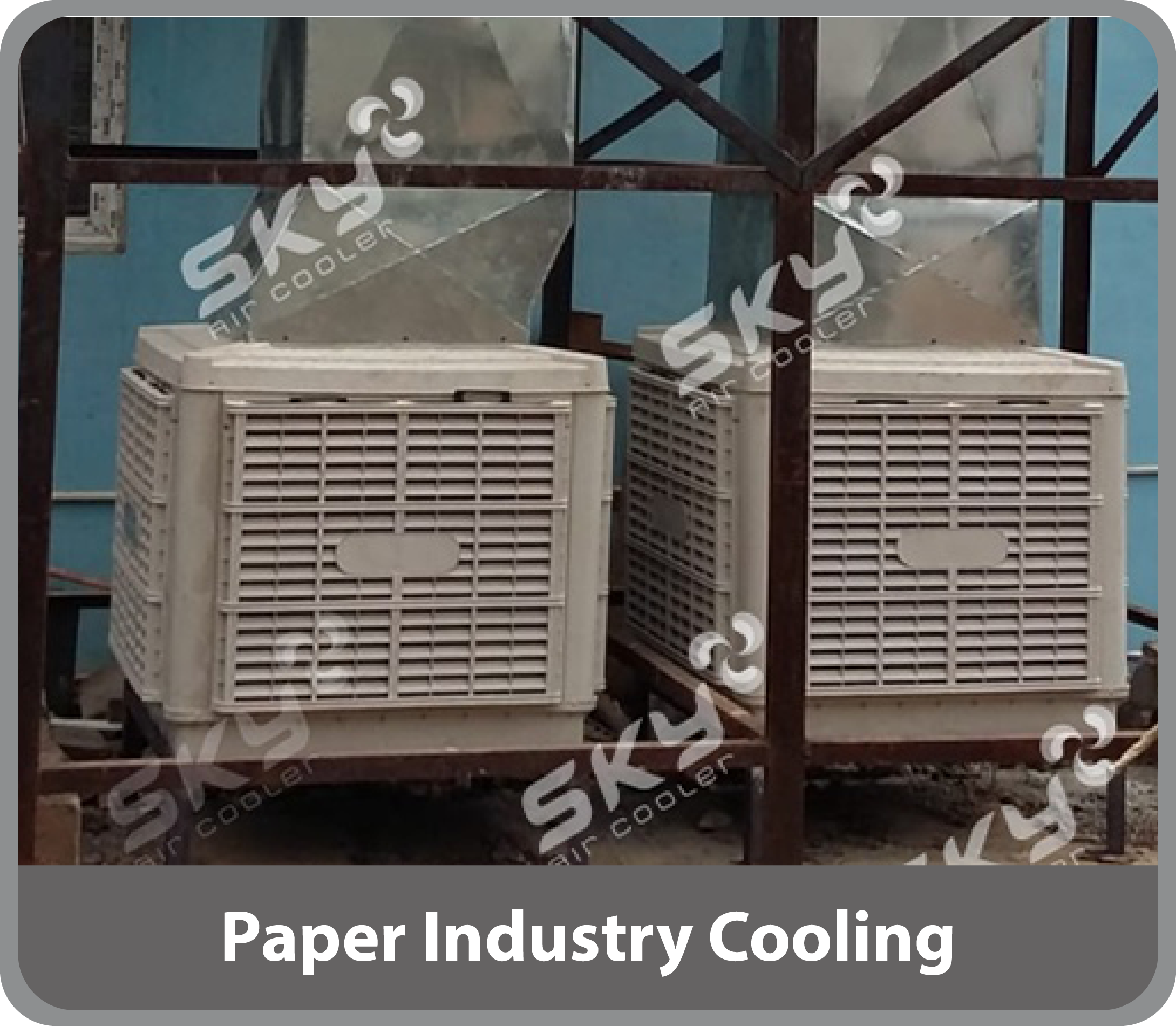 Paper Industry Cooling
